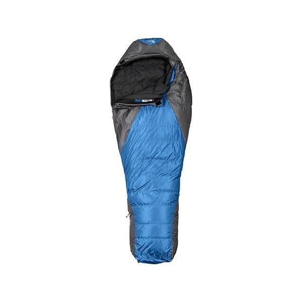 photo: The North Face Nebula 3-season down sleeping bag