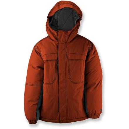 White Sierra Snowdrift Insulated Jacket