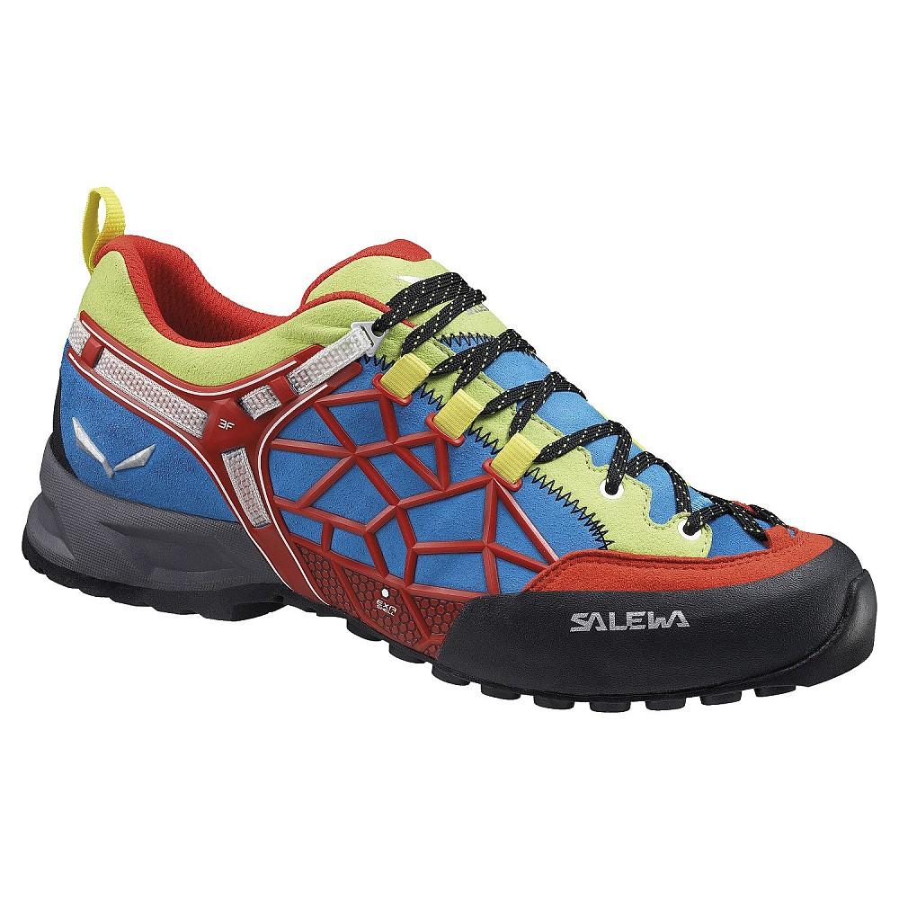 photo: Salewa Wildfire Pro approach shoe