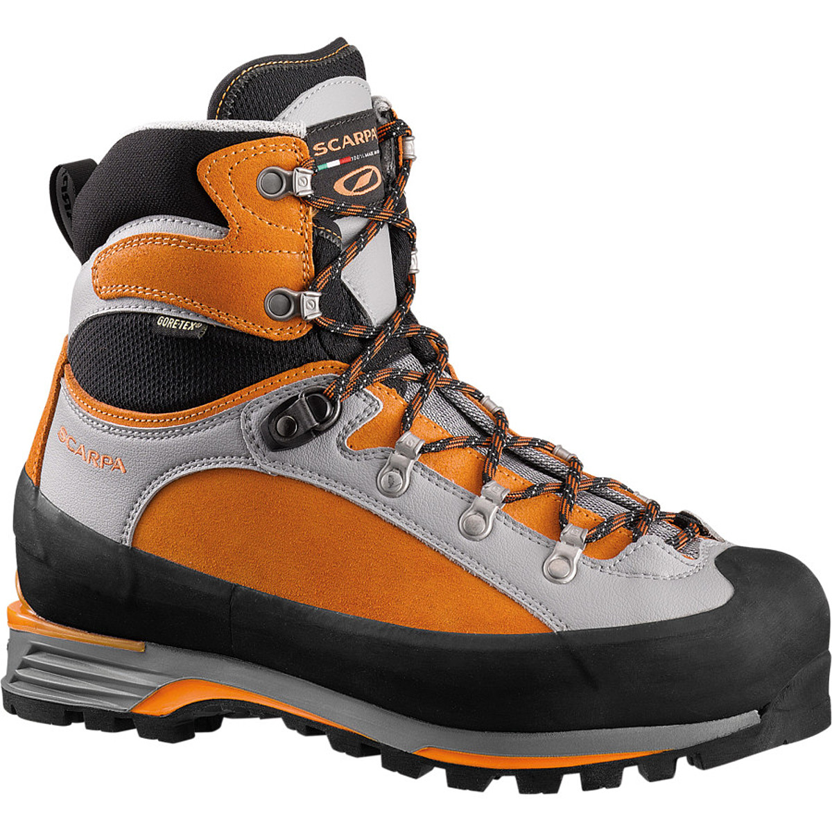 photo: Scarpa Triolet Pro GTX mountaineering boot