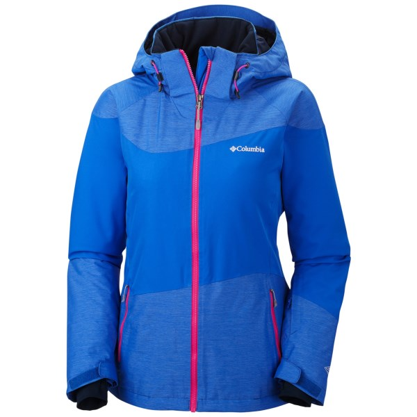 Columbia Parallel Grid Jacket