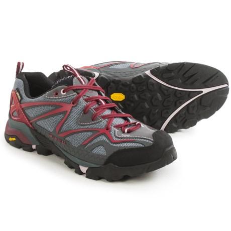 photo: Merrell Women's Capra Sport Gore-Tex trail shoe