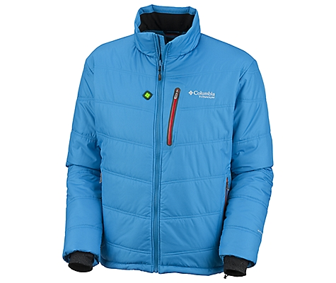 photo: Columbia Electro Amp Jacket synthetic insulated jacket
