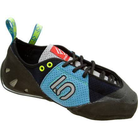 photo: Five Ten Rock Wrench climbing shoe