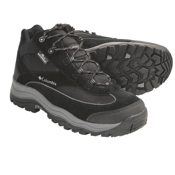 photo: Columbia Razoric Peak WP hiking boot