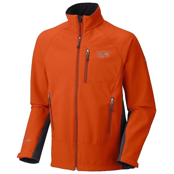 photo: Mountain Hardwear G50 Jacket soft shell jacket