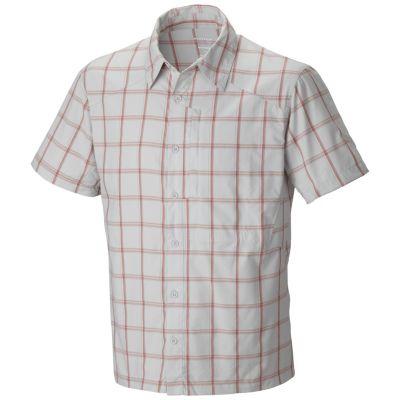 photo: Mountain Hardwear Nollaf Shirt hiking shirt