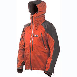 photo: Rab Super Dru waterproof jacket