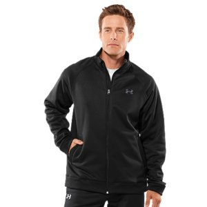 photo: Under Armour Men's Armour Fleece Full Zip Jacket fleece jacket
