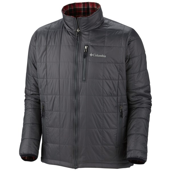 photo: Columbia Half Life Reversible II Jacket synthetic insulated jacket