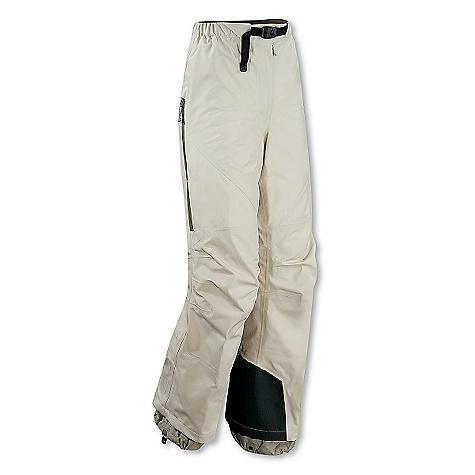 photo: Arc'teryx Women's Minuteman Pant waterproof pant