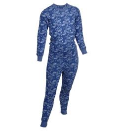 Terramar Polypropylene Long Underwear Set