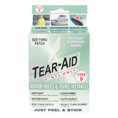 Tear-Aid Type B Vinyl-Only Repair Tape