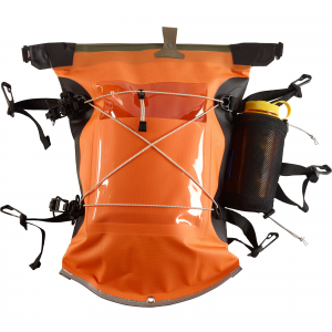 photo of a Watershed outfitting gear