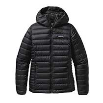 photo: Patagonia Women's Down Sweater Full-Zip Hoody down insulated jacket