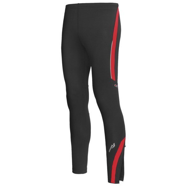 photo: Saucony Omni LX Tight II performance pant/tight