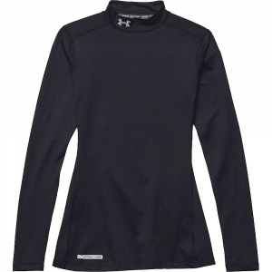 photo: Under Armour Women's Fitted ColdGear Mock base layer top