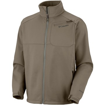 photo: Columbia Ascender II Softshell soft shell jacket