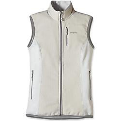 photo: Patagonia Women's Piton Hybrid Vest fleece vest