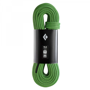 Black Diamond 9.6mm FullDry Climbing Rope
