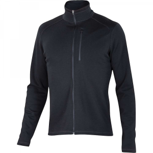 photo: Ibex Shak Full Zip Classic long sleeve performance top