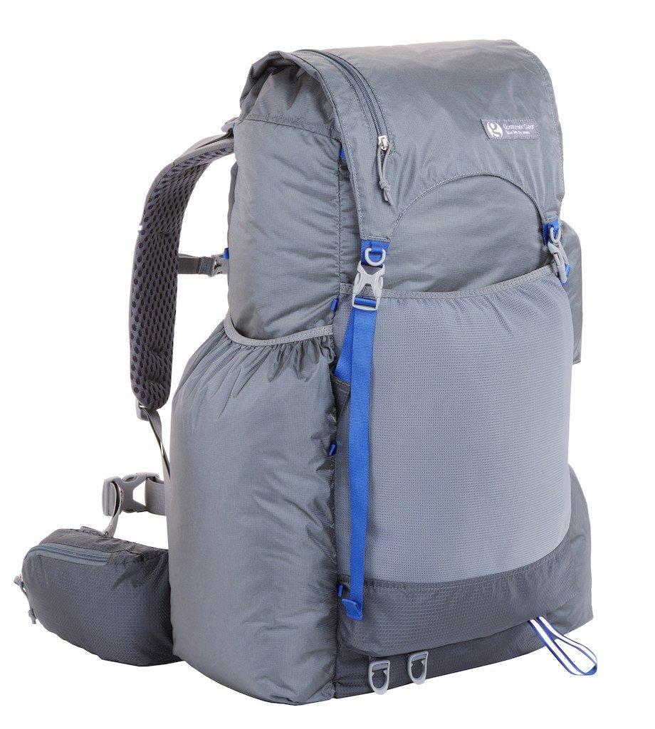 photo: Gossamer Gear Mariposa 60 weekend pack (50-69l)