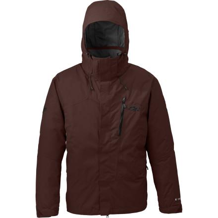 photo: Outdoor Research Igneo Shell Jacket waterproof jacket