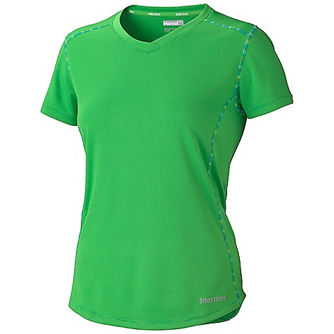 photo: Marmot Kate SS short sleeve performance top