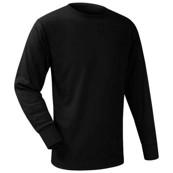 photo: Wickers Men's Midweight Comfortrel Long Sleeve Top base layer top