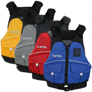 photo: NRS Vista PFD life jacket/pfd