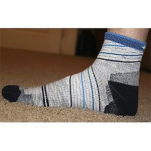 photo: Sockwell Stabilizer 1/4 Sock compression sock