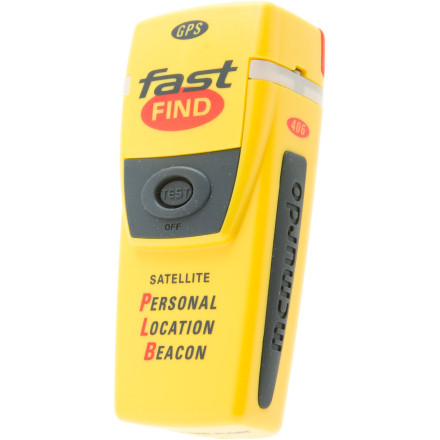photo of a McMurdo locator beacon