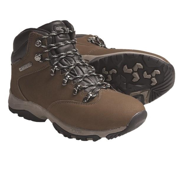 photo: Hi-Tec Altitude Glide WP hiking boot