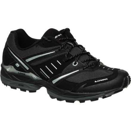 photo: Lowa Men's S-Cruise Mesh trail running shoe