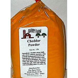 Barry Farm Cheddar Cheese Powder