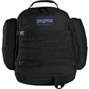 photo: JanSport Supersack overnight pack (35-49l)