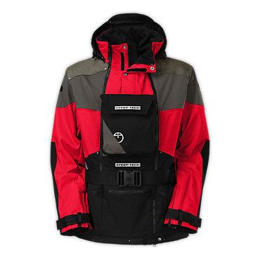 photo: The North Face Steep Tech Apogee Jacket snowsport jacket