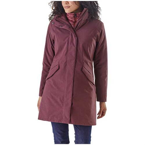 photo: Patagonia Vosque 3-in-1 Parka component (3-in-1) jacket