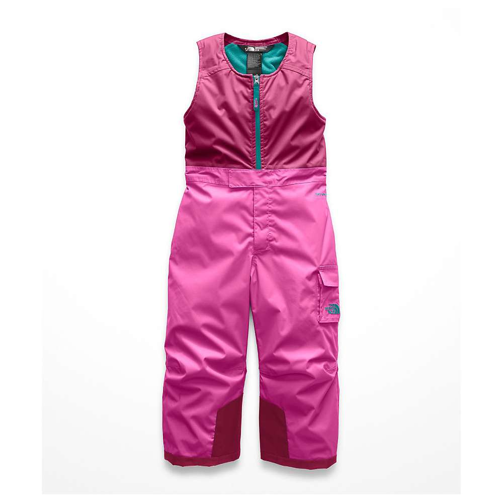 photo: The North Face Kids' Insulated Bib snowsport pant