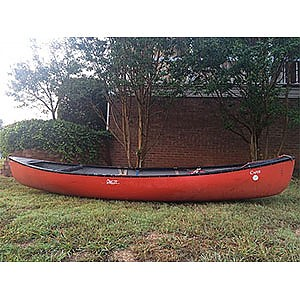 Whitewater Canoes