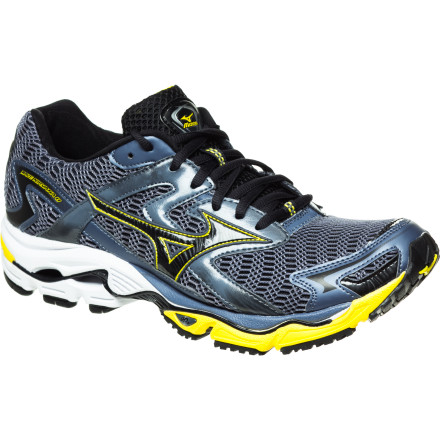 photo: Mizuno Wave Nirvana 8 trail running shoe