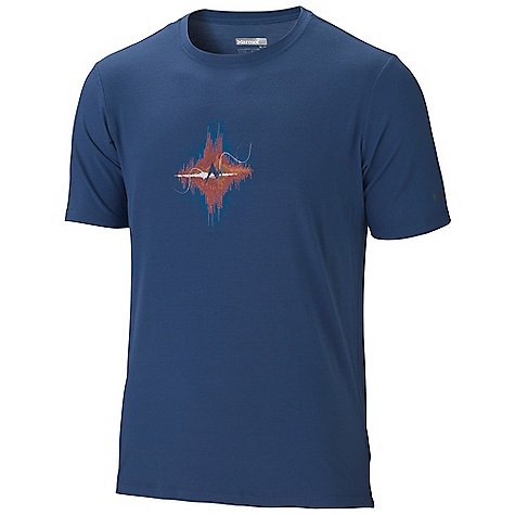 photo: Marmot Frequency Tee SS short sleeve performance top