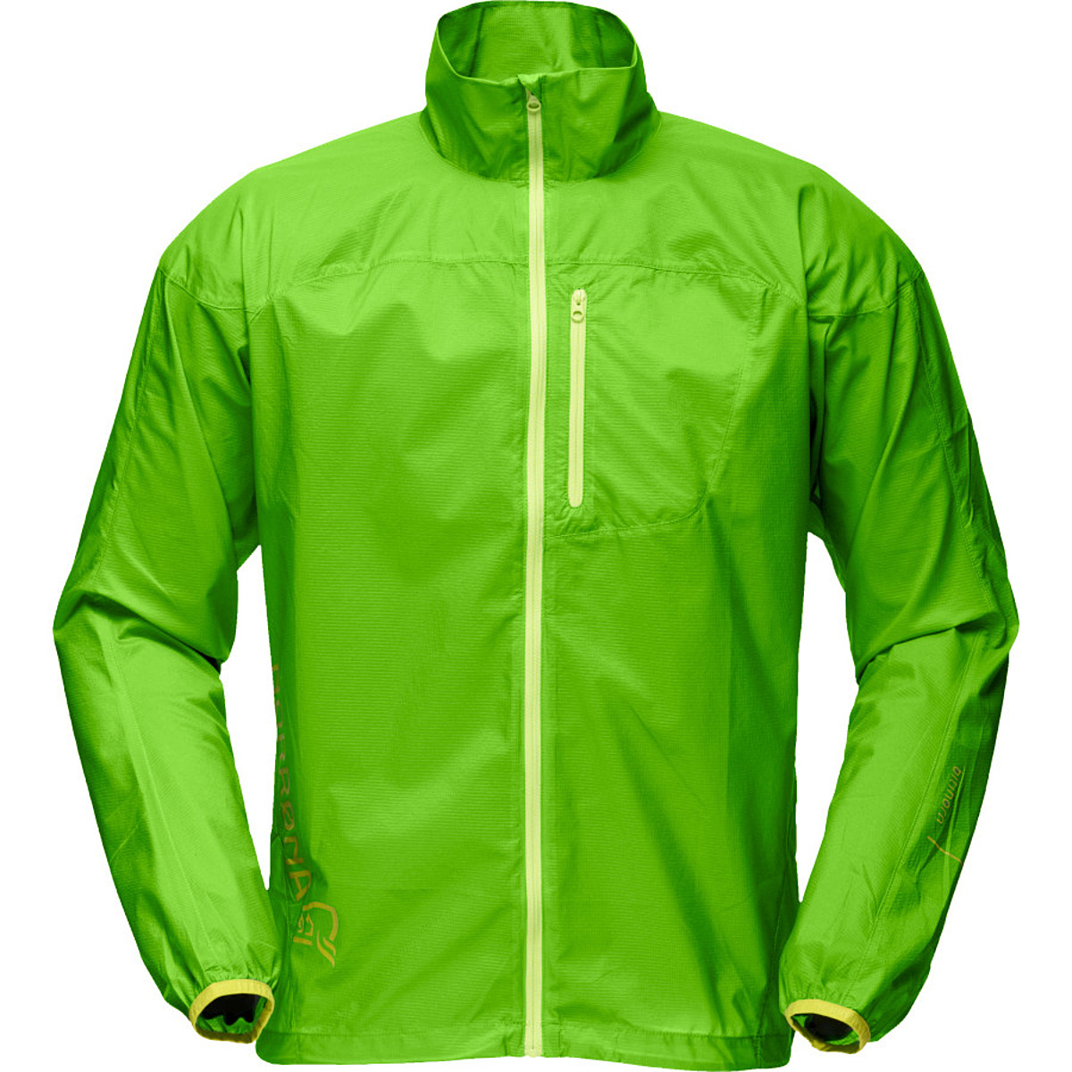 photo: Norrona Men's Bitihorn Aero 100 Jacket wind shirt