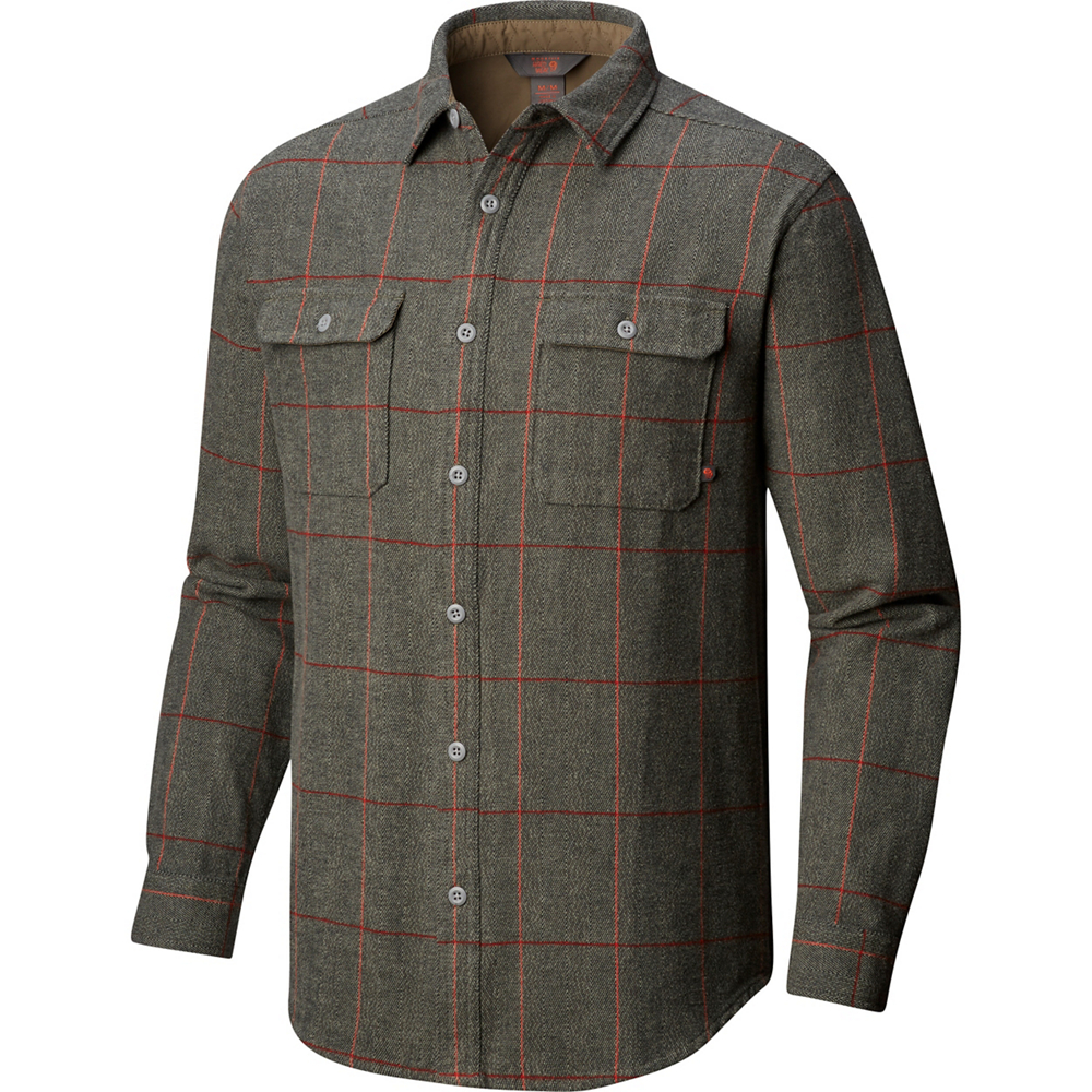 Mountain Hardwear Walcott Long Sleeve Shirt