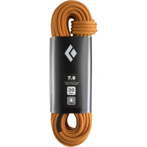 Black Diamond 7.8mm FullDry Glacier Rope