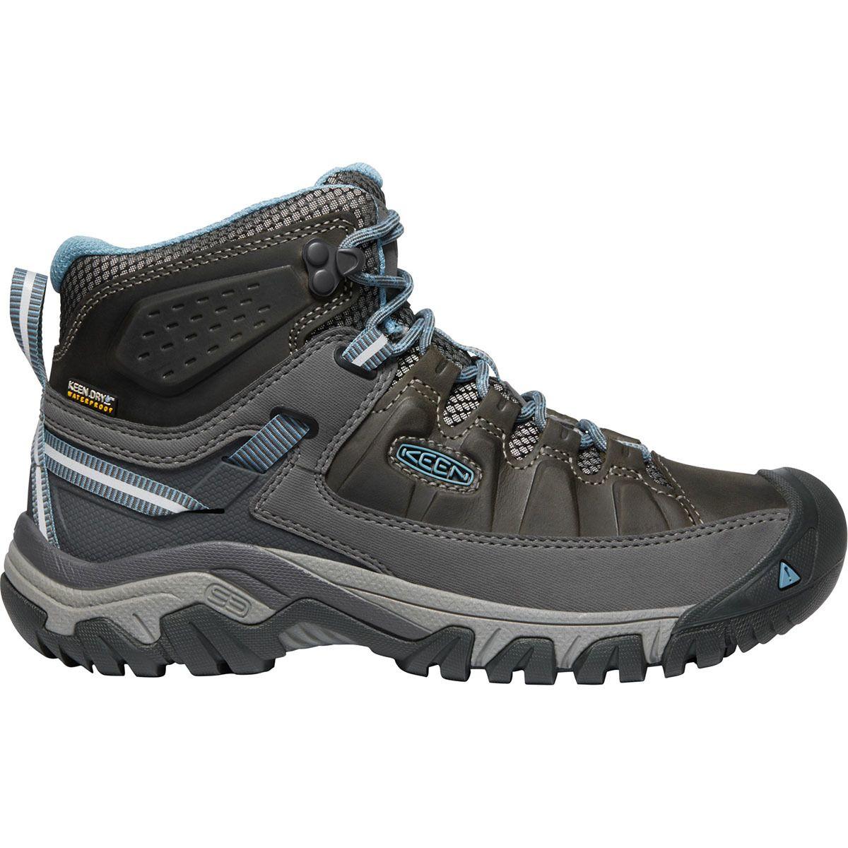 photo: Keen Women's Targhee III Waterproof Mid hiking boot
