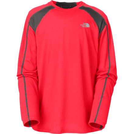 photo: The North Face Ultra T-Shirt long sleeve performance top