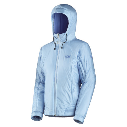 photo: Mountain Hardwear Women's Compressor PL Jacket synthetic insulated jacket