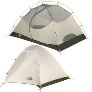 photo: The North Face Tephra 22 three-season tent