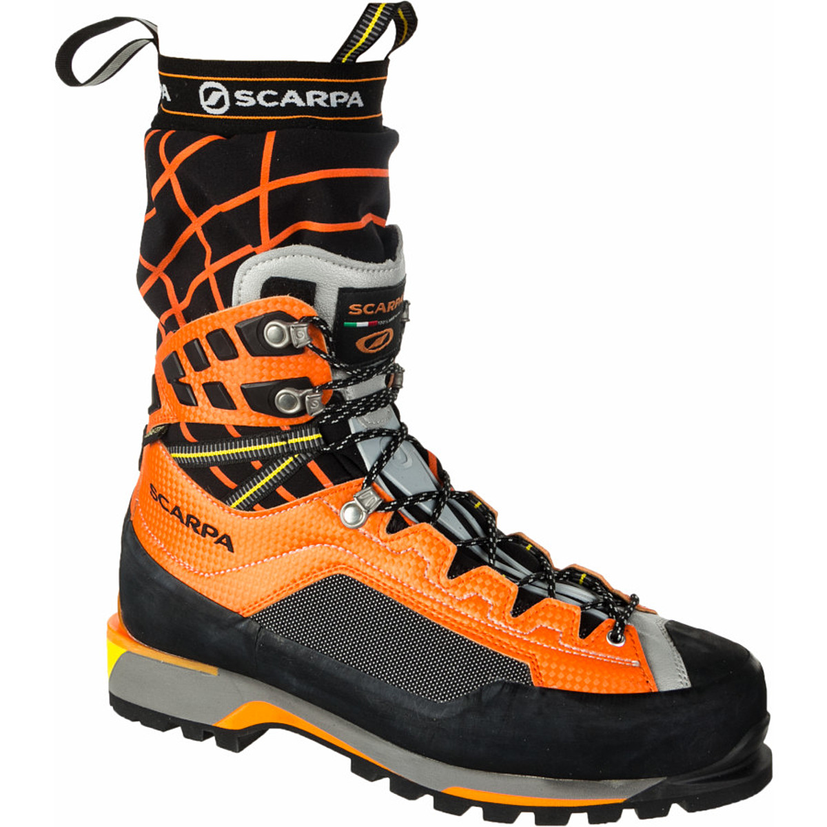 photo: Scarpa Rebel Ultra GTX mountaineering boot